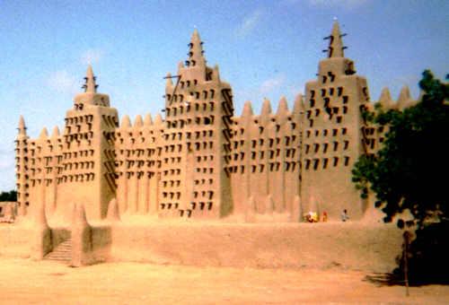 Musée du Quai Branly - Page 11 Mosquee